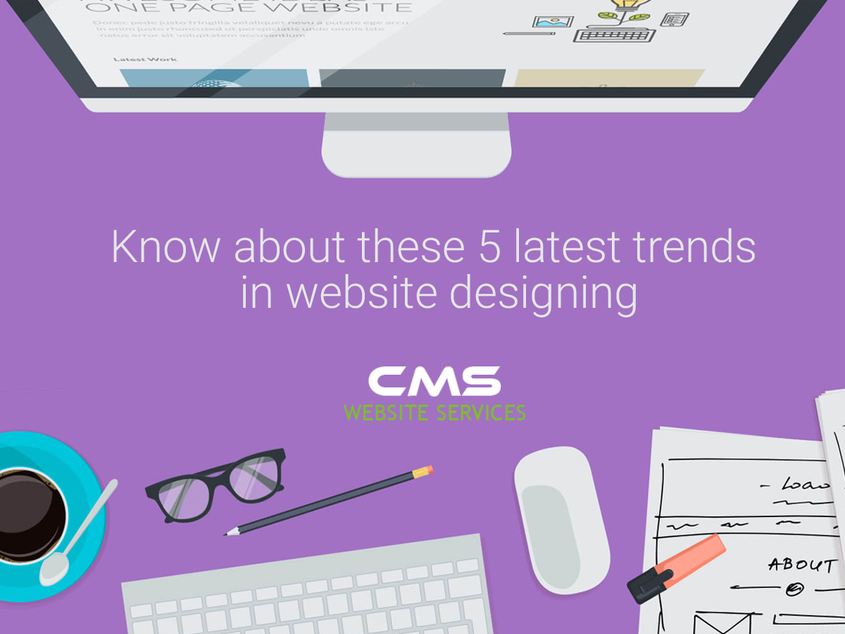 how to know the cms of a website