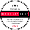 Top Blockchain App Development Companies