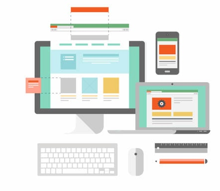 Mobile Responsive Websites development