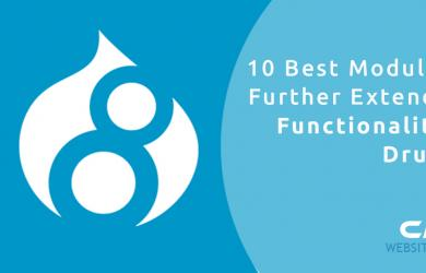 Drupal 8 functionality