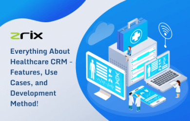 about healthcare crm
