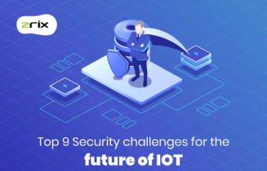 Security Challenges For Future of IoT
