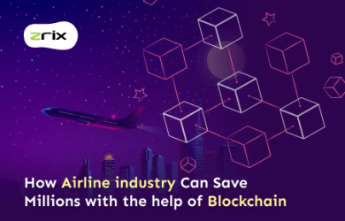 Airline Industry Can Save Millions With Blockchain
