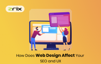 Web Design Affect Your SEO and UX