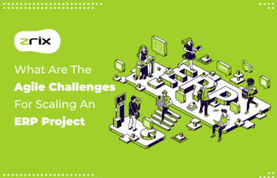 Agile Challenges For ERP Project
