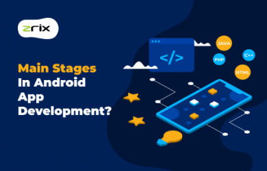 Stages in Android App Development