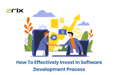 Invest in Software Development Process