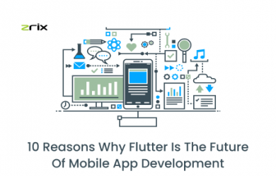 Flutter is The Future of Mobile App