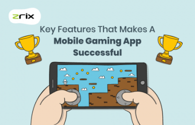 Features That Makes a Mobile Gaming App