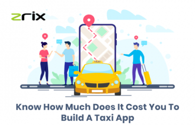 Cost to Build A Taxi App