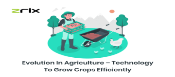 evolution in agriculture technology