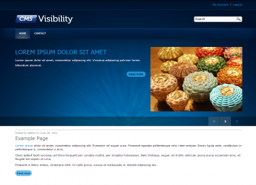 CMS Visibility